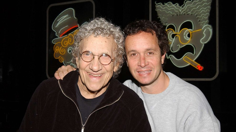 Actor-comedian Sammy Shore, father of Pauly, dies at 92