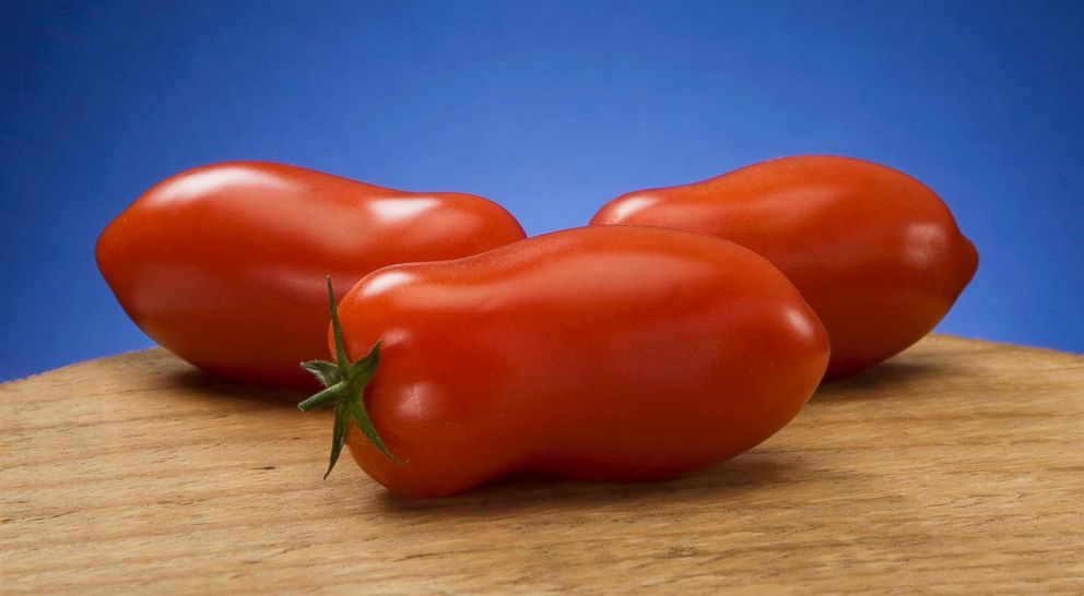 PHOTO: San Marzano tomatoes