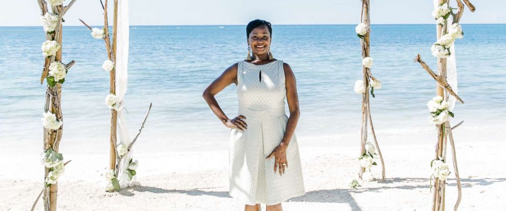 PHOTO: Marsha-Ann Brown is the director of romance at Sandals Resort in Jamaica.