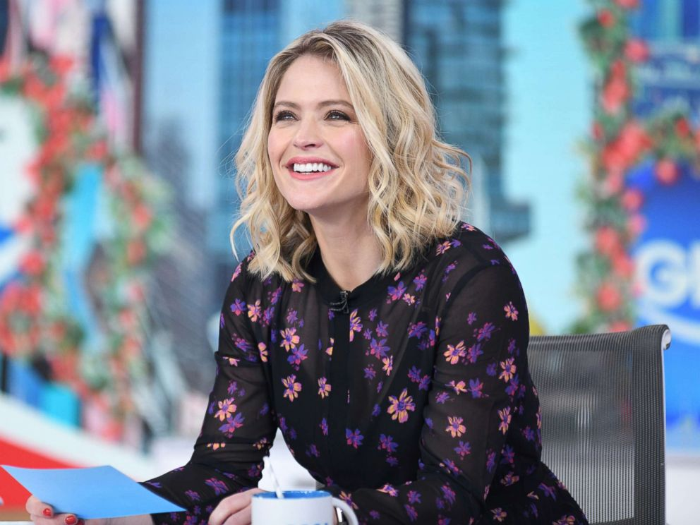 PHOTO: Sara Haines is the co-host of GMA Day.