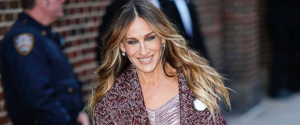 PHOTO: Sarah Jessica Parker is seen in New York City, Oct. 30, 2018.