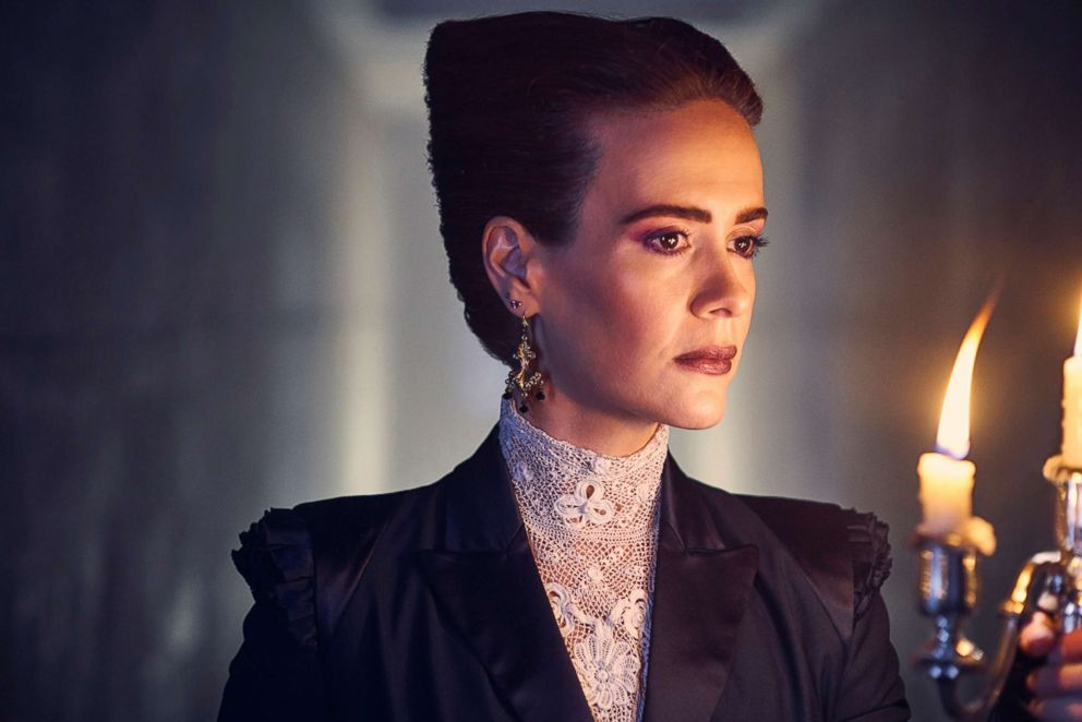 PHOTO: Sarah Paulson as Ms. Wilhemina Venable in American Horror Story: Apocalypse.