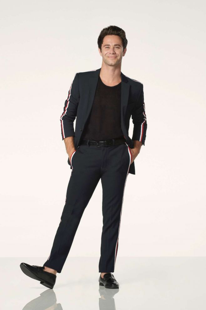PHOTO: Sasha Farber from Dancing with the Stars: Juniors is pictured.