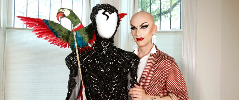 PHOTO: Sasha Velour opens up about empowering the next generation of drag culture.