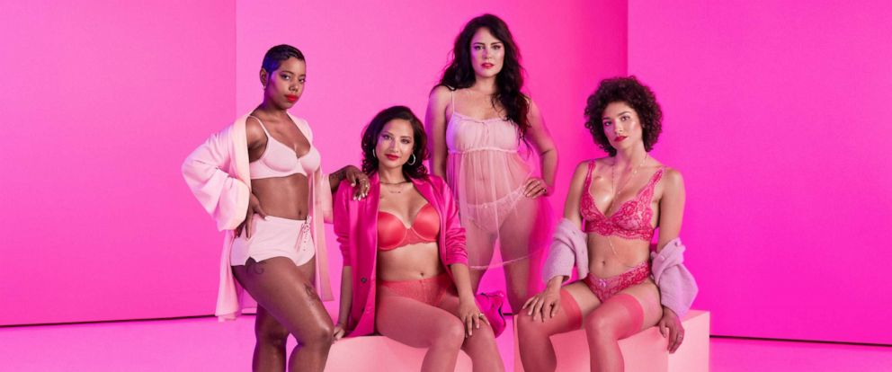 PHOTO: Rihanna launches Savage x Thrivers campaign in support of Breast Cancer Awareness month.