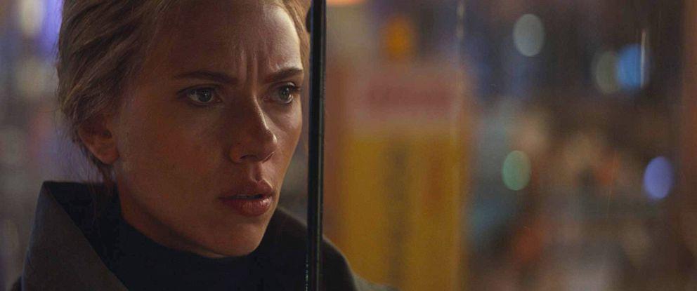 """PHOTO: Scarlett Johansson is Black Widow in a scene from """"Avengers: Endgame."""""""