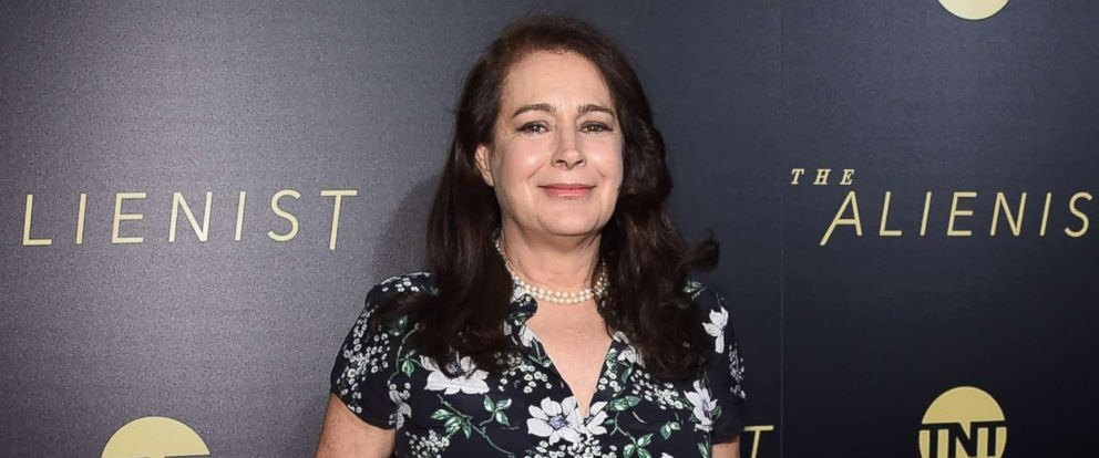 """PHOTO: Sean Young attends the premiere of TNTs """"The Alienist"""" at iPic Cinema, Jan. 16, 2018, in New York City."""