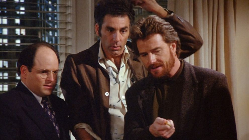 PHOTO: Brian Cranston appears in a season five episode of Seinfeld.