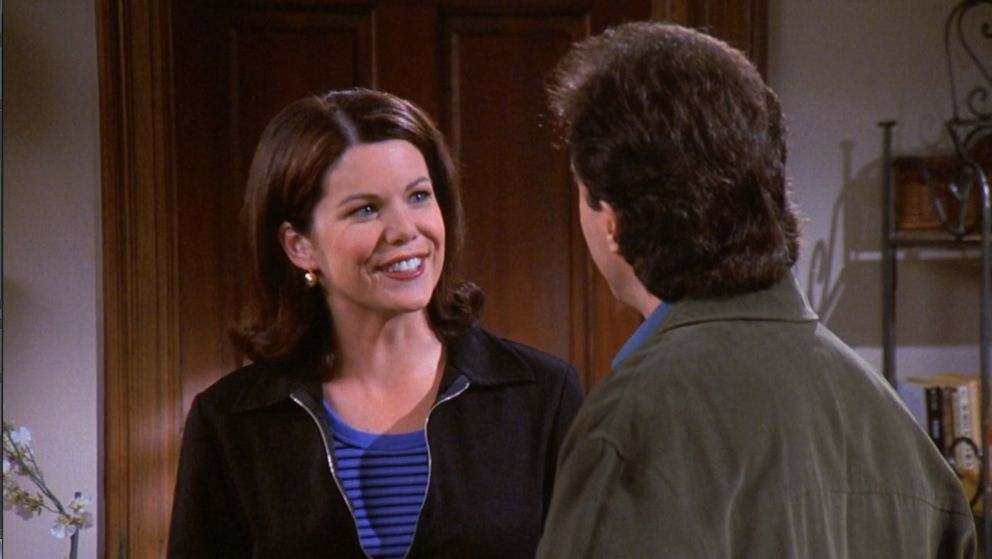 PHOTO: Lauren Graham appears in a season eight episode of Seinfeld.