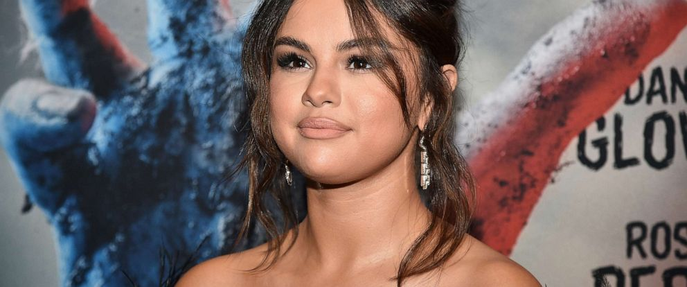 "PHOTO: Selena Gomez attends ""The Dead Dont Die"" New York Premiere at Museum of Modern Art on June 10, 2019 in New York."