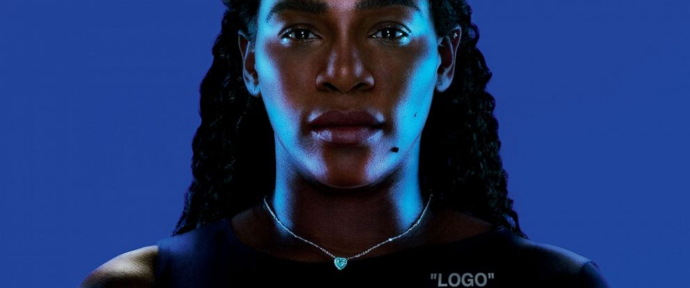 PHOTO: Serena Williams in new her Nike campaign.