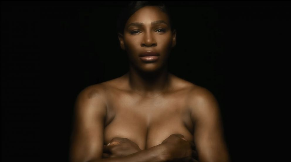 PHOTO: Inspired by Chrissy Amphlett, who passed away from breast cancer in 2013, I Touch Myself Project is once again singing her song to remind you to 'touch yourself' featuring Serena Williams.