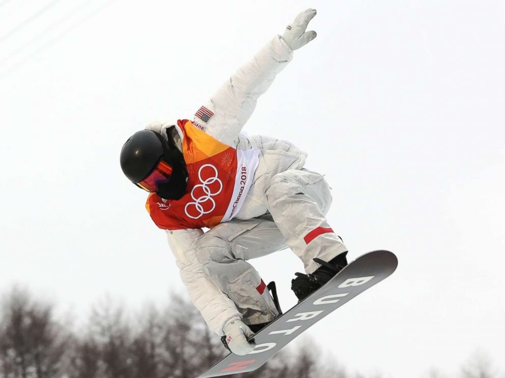 PHOTO: Shaun White competes in the Mens Halfpipe Final at Phoenix Snow Park in this Feb. 14, 2018 file photo in Pyeongchang, South Korea