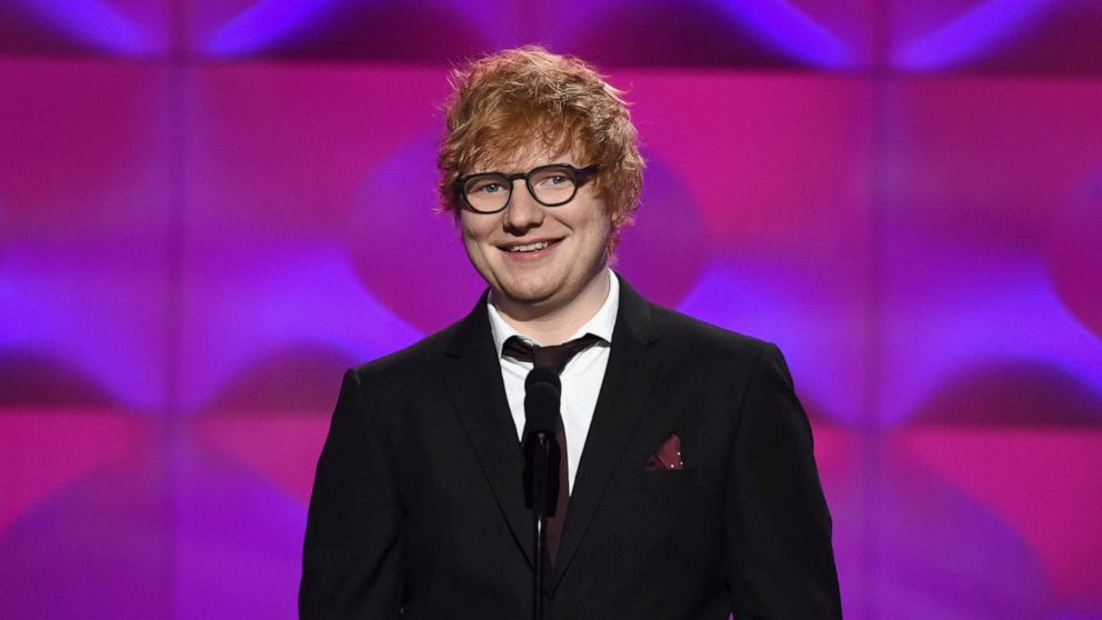 Ed Sheeran teases that 'something special' is in the works