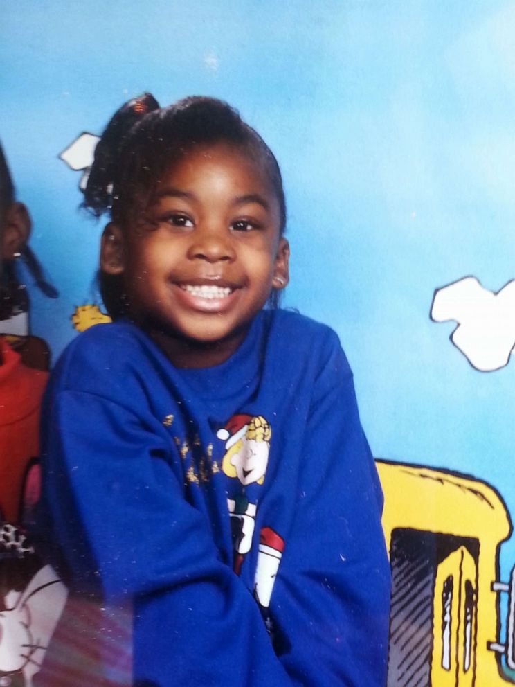 PHOTO: Shemika Cosey is pictured here in this family photo before she went missing in 2008.