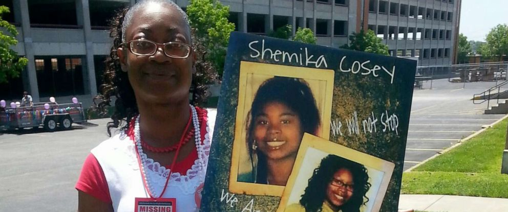 PHOTO: Paula Hill is still searching for her daughter, Shemika Cosey, who went missing in 2008.