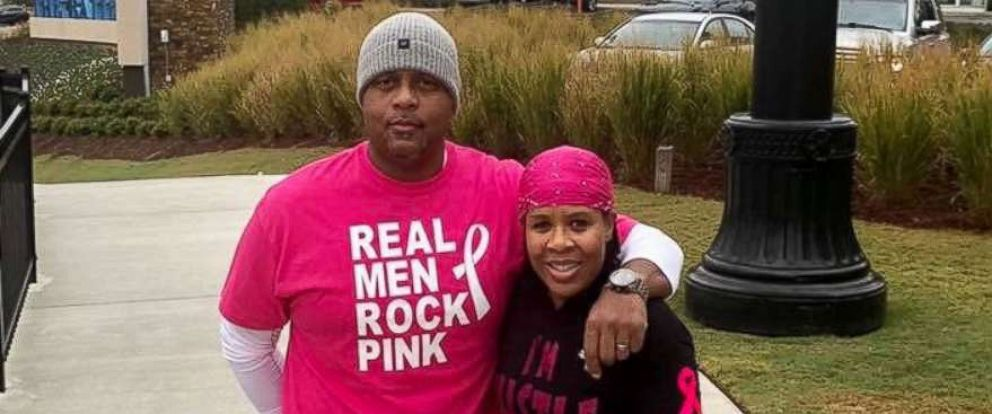 PHOTO: Sherrian Graham Bass and her husband Robert have thrived in the face of adversity.