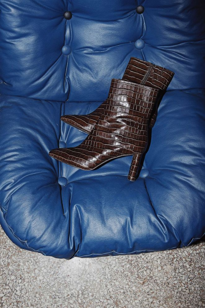 Astounding Reformations Fall Shoe Collection Is Equal Parts Chic And Machost Co Dining Chair Design Ideas Machostcouk