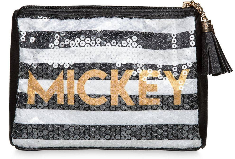 PHOTO: Mickey The True Original Sequined Pouch