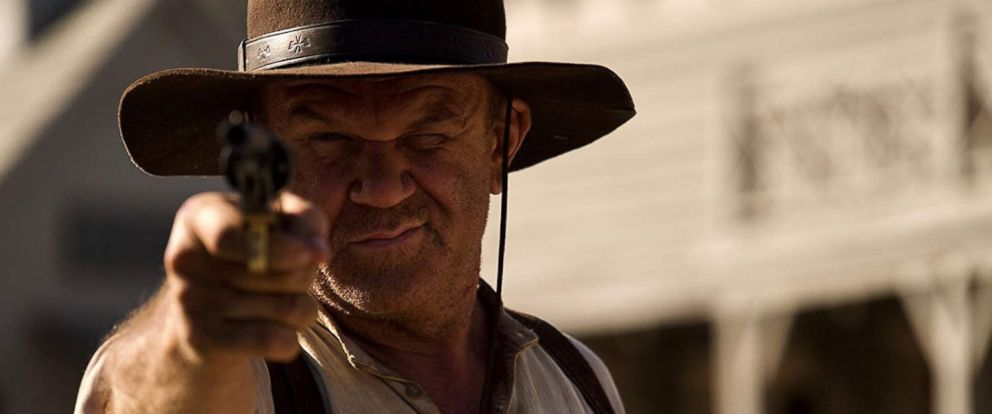"""PHOTO: John C. Reilly in a scene from """"The Sisters Brothers."""""""