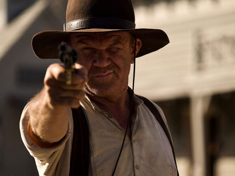 PHOTO: John C. Reilly in a scene from The Sisters Brothers.