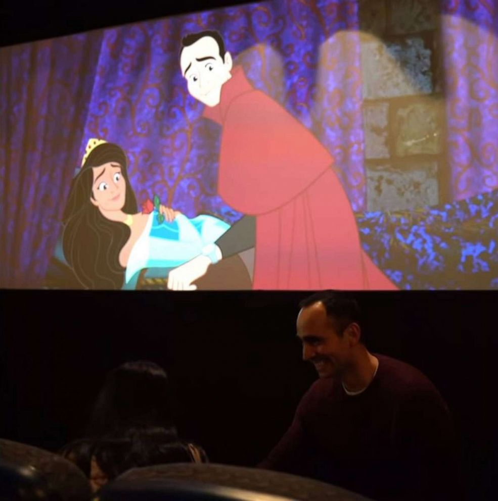 A 'Sleeping Beauty' Proposal Had An Alternate Ending And