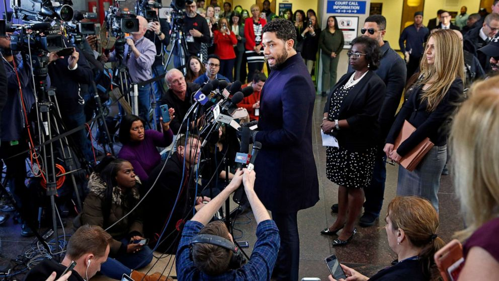 Jussie Smollett charges dropped: Anger, sadness, confusion
