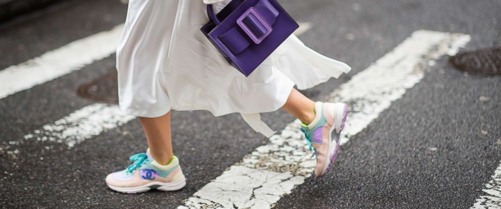 67be05a47a All the best new sneakers to rock during your morning commute - ABC News