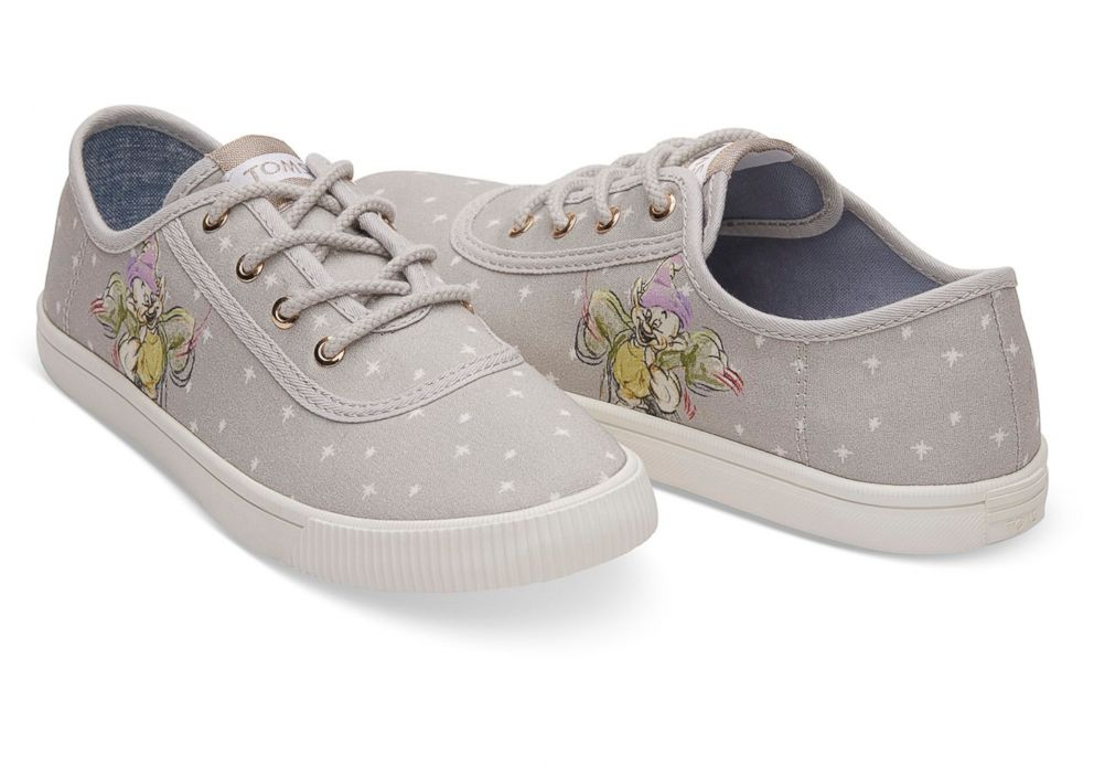 PHOTO: These TOMS sneakers feature Dopey from Snow White and the Seven Dwarfs.