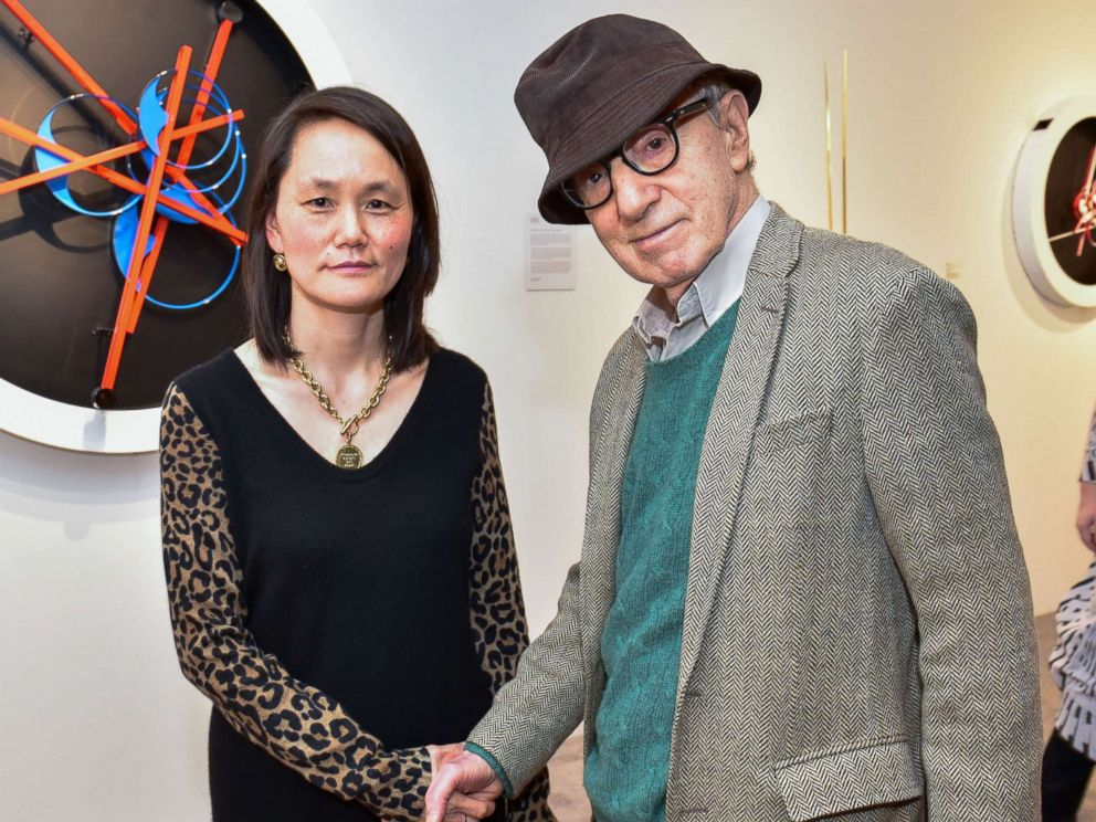 Soon-Yi Previn defends husband Woody Allen, attacks mother