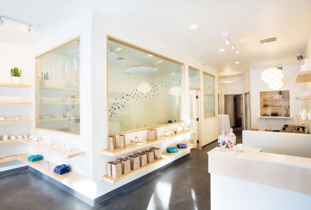 Spa Le La in Los Angeles offers child care while parents relax.