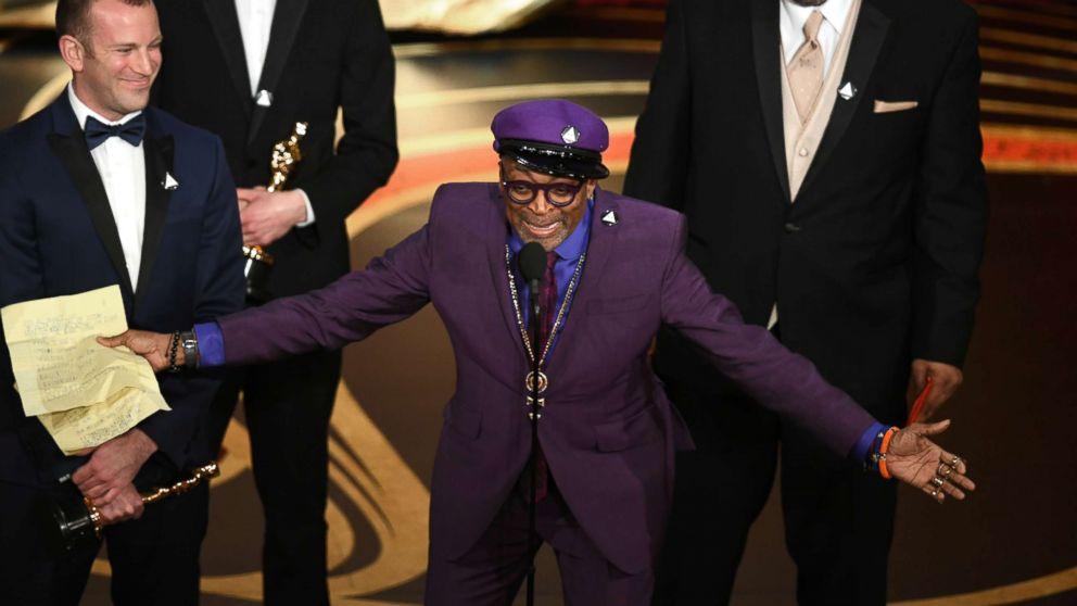 Trump slams Spike Lee calling director's Oscars speech a 'racist hit on your President' thumbnail