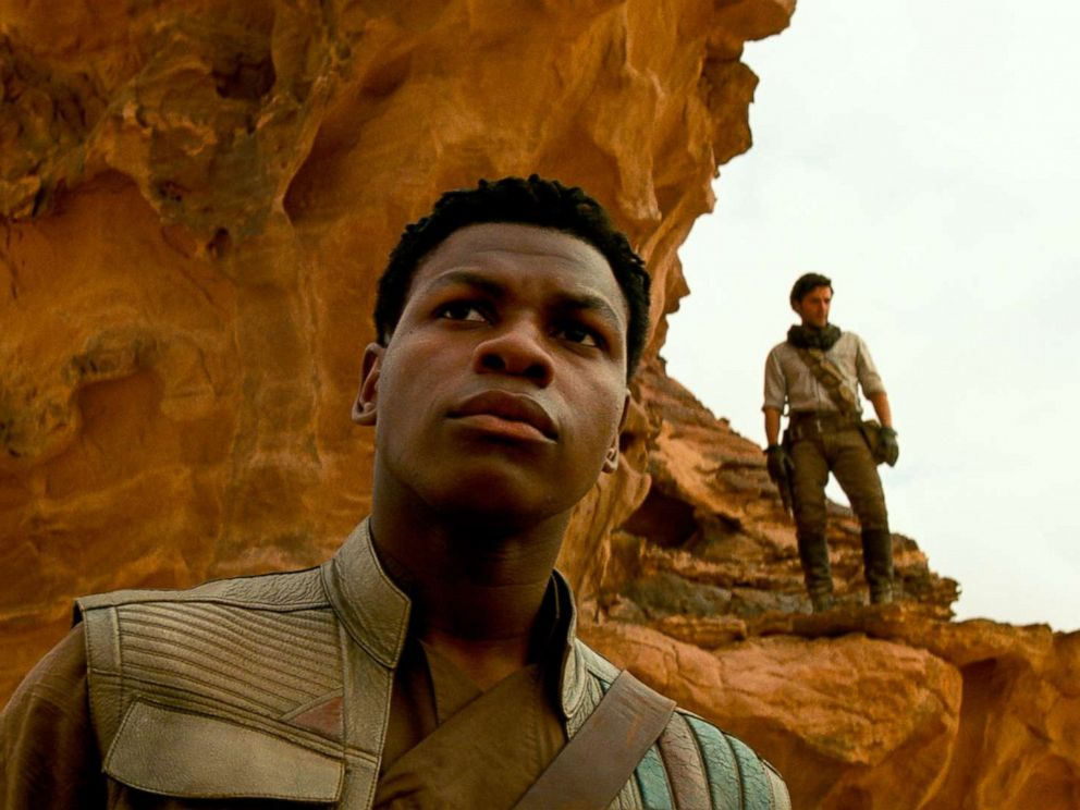 'Star Wars' script accidentally ended up on eBay because of John Boyega