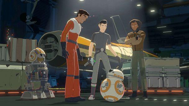 Check out a sneak peek of the season 2 premiere of 'Star Wars: Resistance'