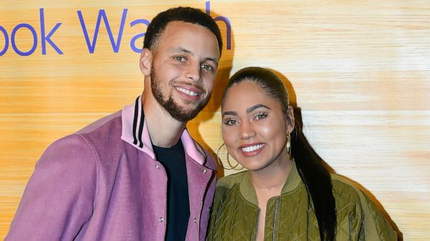 How Ayesha Curry handles women 'lurking, hoping for their moment' around her husband Stephen