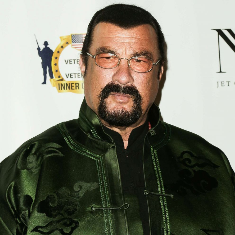 PHOTO: Steven Seagal attends the SMASH Global V pre-Oscar fight at Taglyan Complex on Feb. 23, 2017 in Los Angeles.