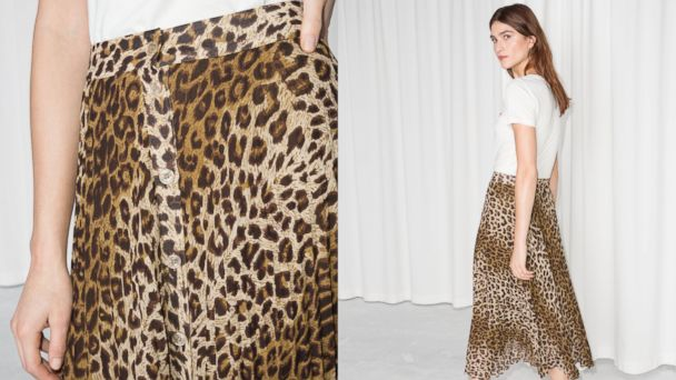 4aa18e71891b Style Hint: Designers went wild for leopard for fall. Get in on the trend
