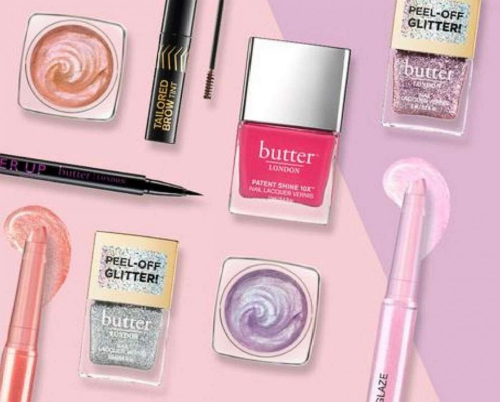 PHOTO: Butter London cosmetics