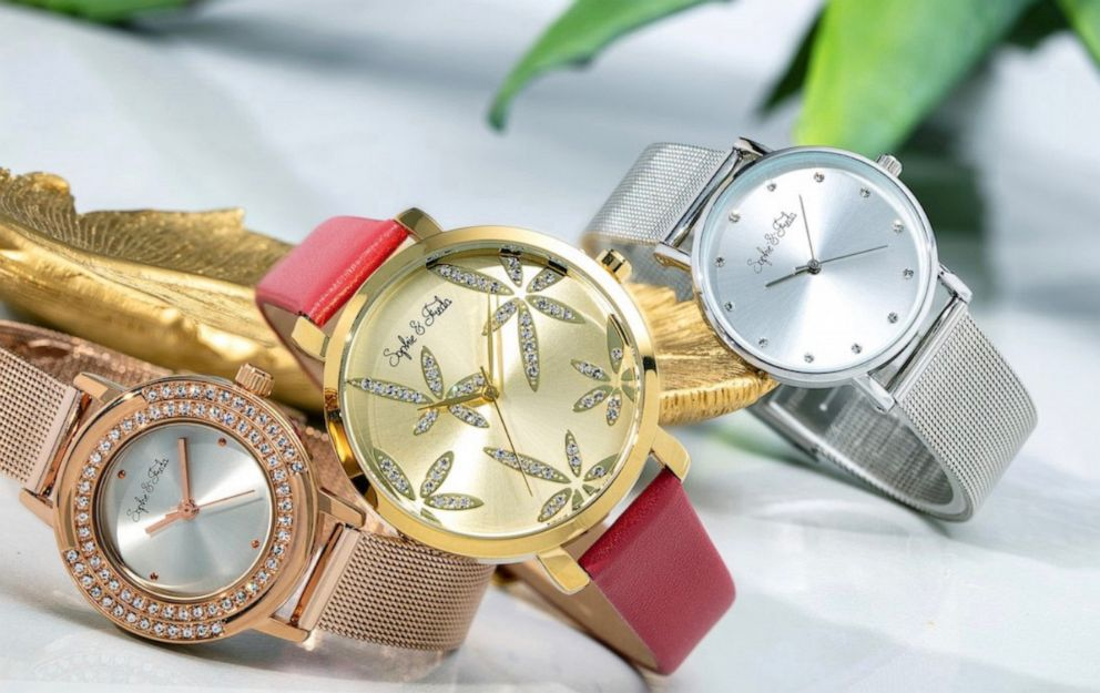 PHOTO: Ideal Fashions wristwatches