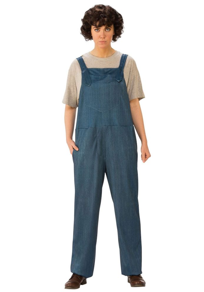 PHOTO: The Stranger Things Eleven overalls costume is available for $39.99.
