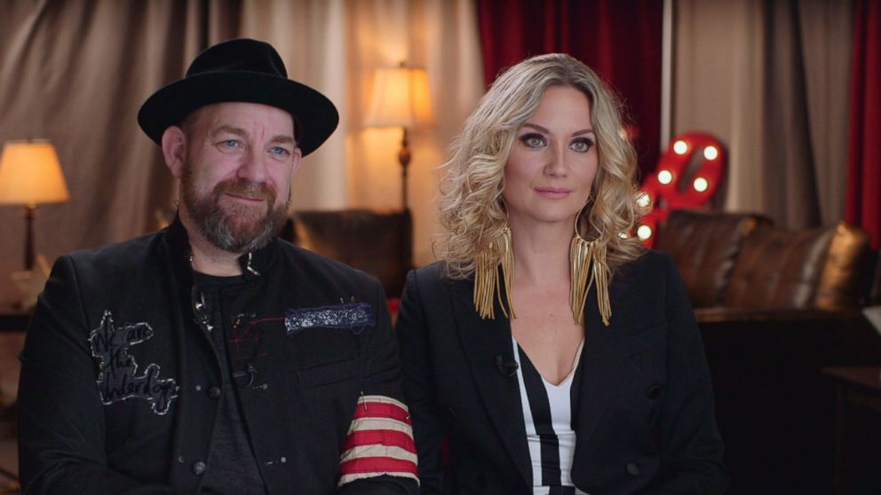 Sugarland on their comeback and healing after tragic Indiana