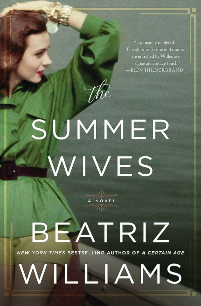 PHOTO: The Summer Wives by Beatriz Williams