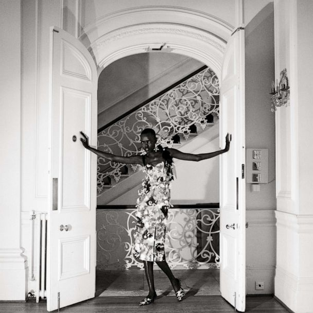 Book honors trailblazing black models