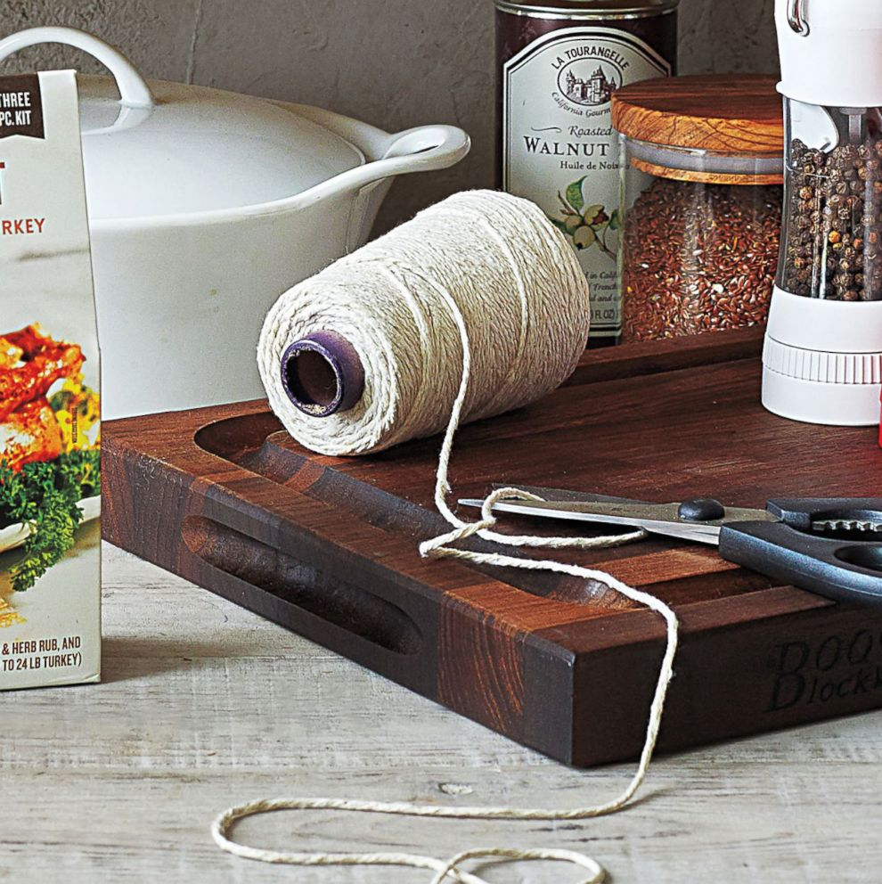 PHOTO: Regency natural chef-grade cooking twine from Sur La Table.