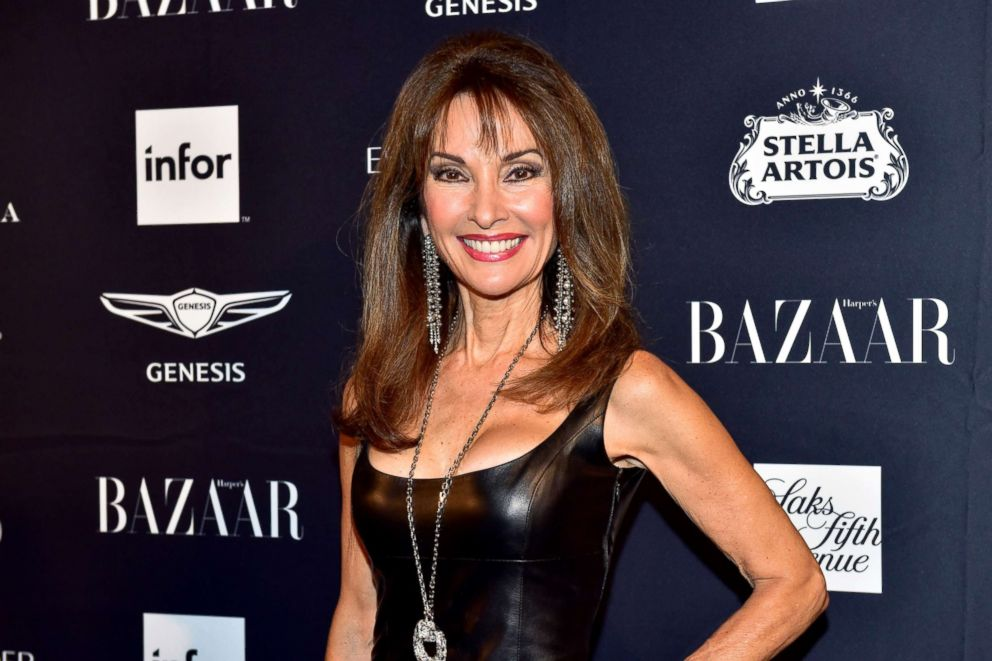 PHOTO: Susan Lucci attends the Worldwide Editors of Harpers Bazaar celebrate ICONS at the Plaza Hotel, Sept. 7, 2018, in New York City.