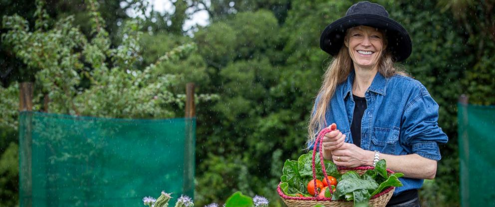PHOTO: Suzy Amis Cameron is the author of OMD, Change the World by Changing One Meal a Day.