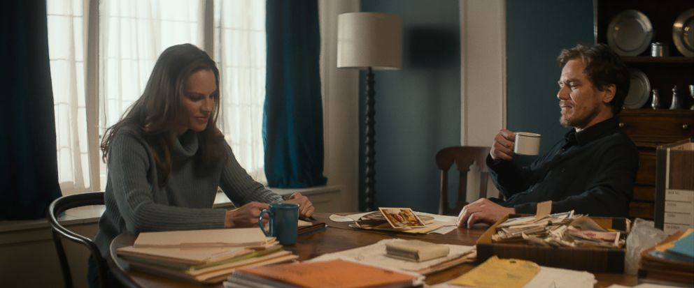 PHOTO: Hilary Swank and Michael Shannon star in What They Had.