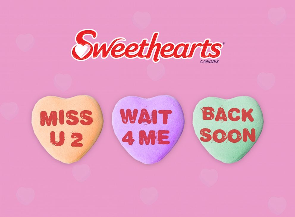 PHOTO: The Spangler Candy Company released this graphic with a statement in response to reports that Sweethearts candies wont be available for the 2019 Valentines Day.