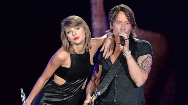 Taylor Swift's must-see reaction to Keith Urban's impromptu cover of 'Lover'
