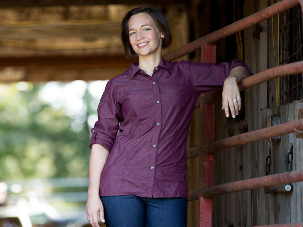 PHOTO: Democratic candidate for Alabamas 2nd congressional district, Tabatha Isner, is pictured in a photo from her campaign website.